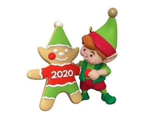 Browse 2020 Hallmark Ornaments