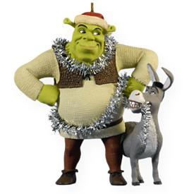 Shrek Christmas.2009 Shrek Christmas Chaos