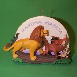 1995 Disney Lion King
