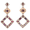 Giovanna Spinel & Diamond Earrings