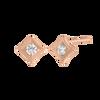 Regalo Diamond Stud Rose Gold