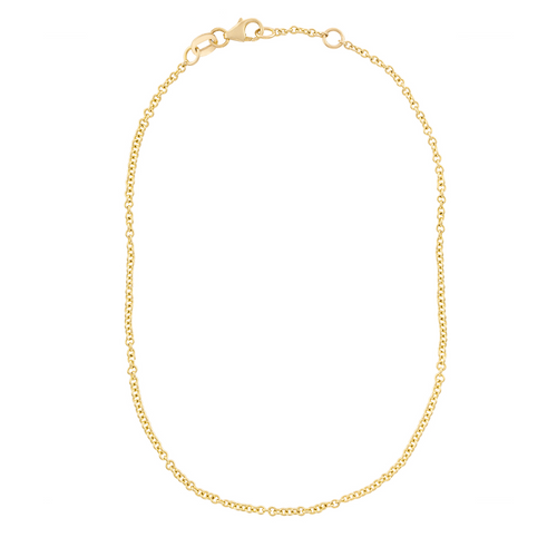 Charm cable chain