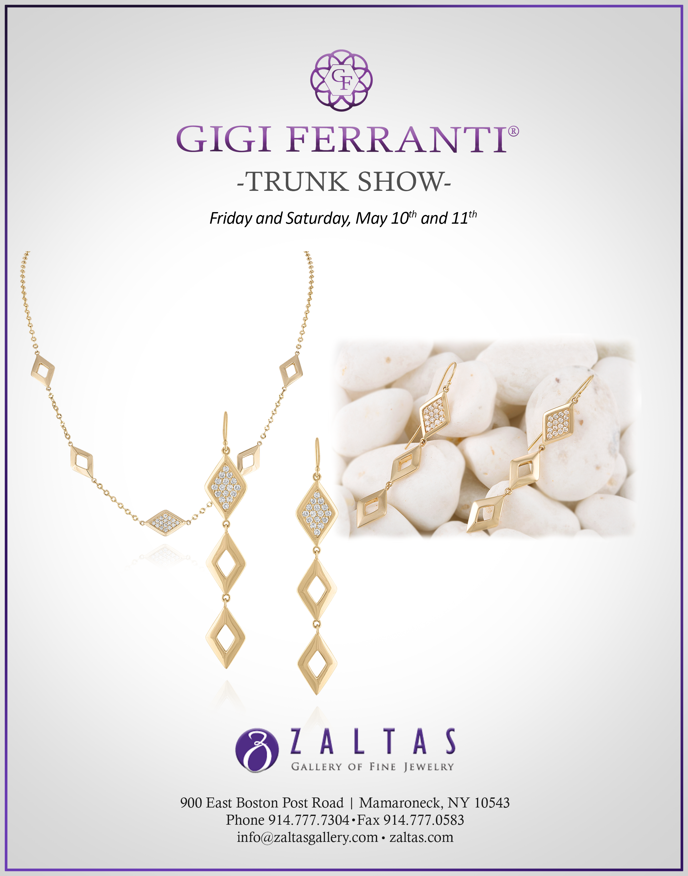 gigi-poster-zaltas-trunk-show-may-10th-and-11th.png