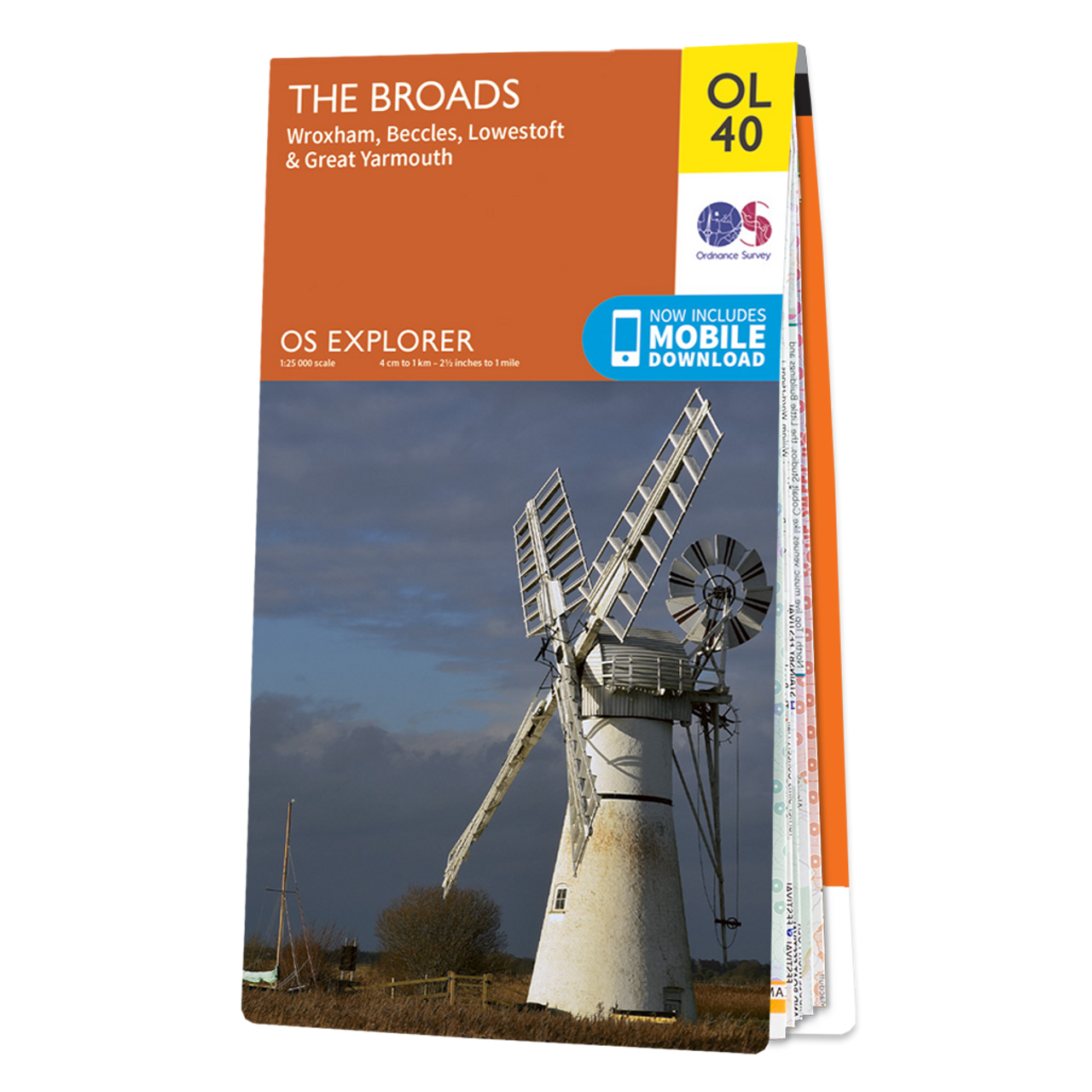 Map Of The Broads