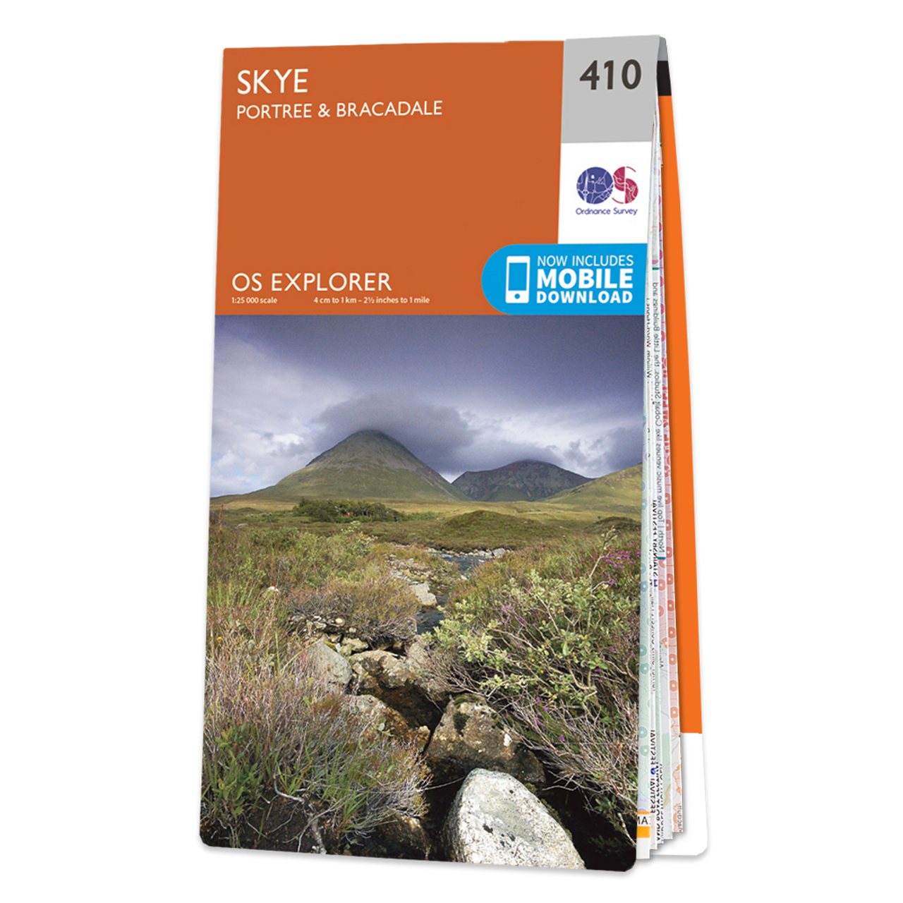 Map Of Skye - PortreeandBracadale