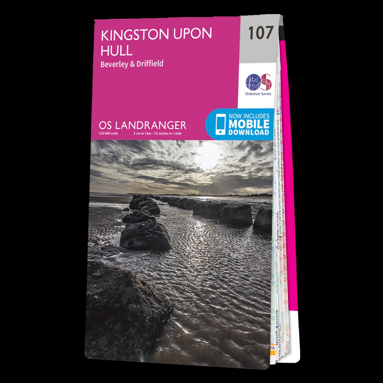 Map Of Kingston Upon Hull