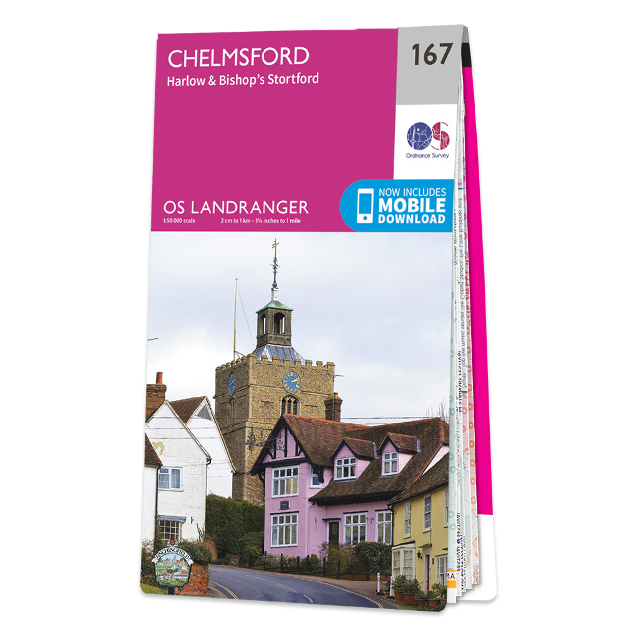 Map Of Chelmsford
