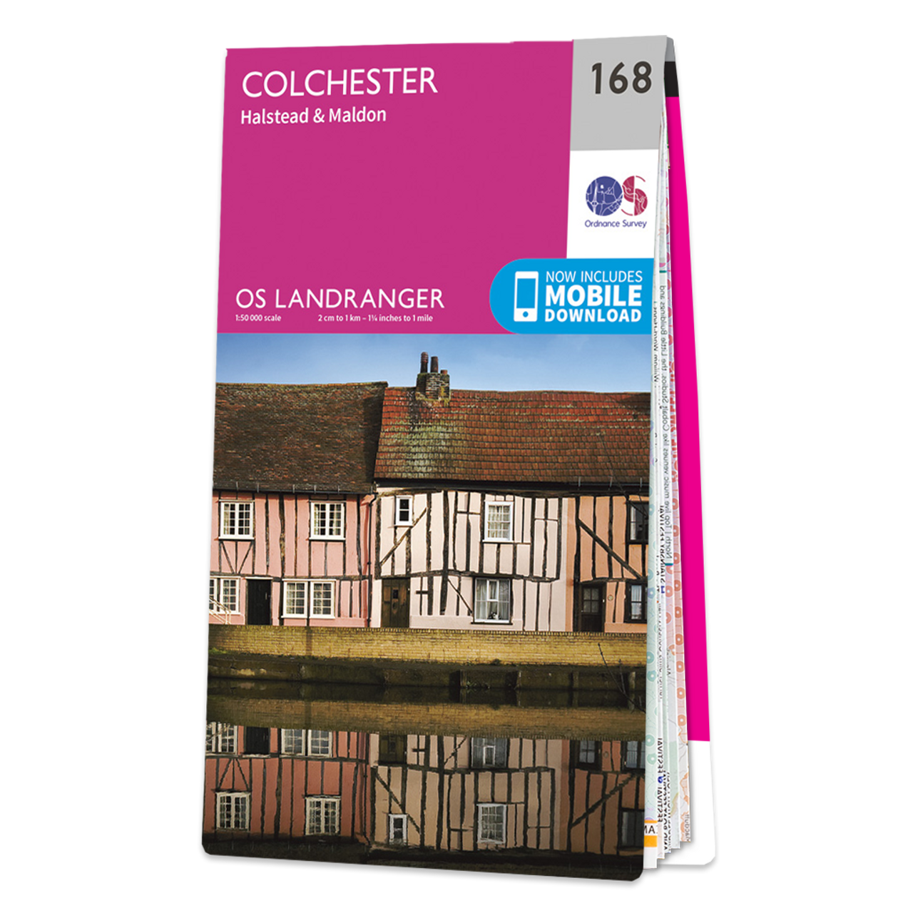 Map Of Colchester
