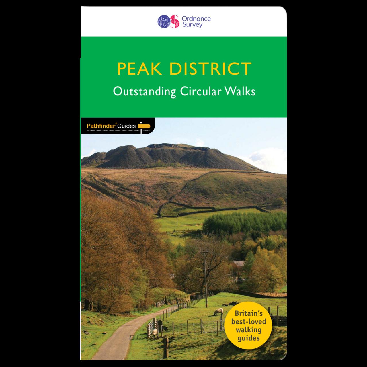 Peak District - Pathfinder Walks Guidebook