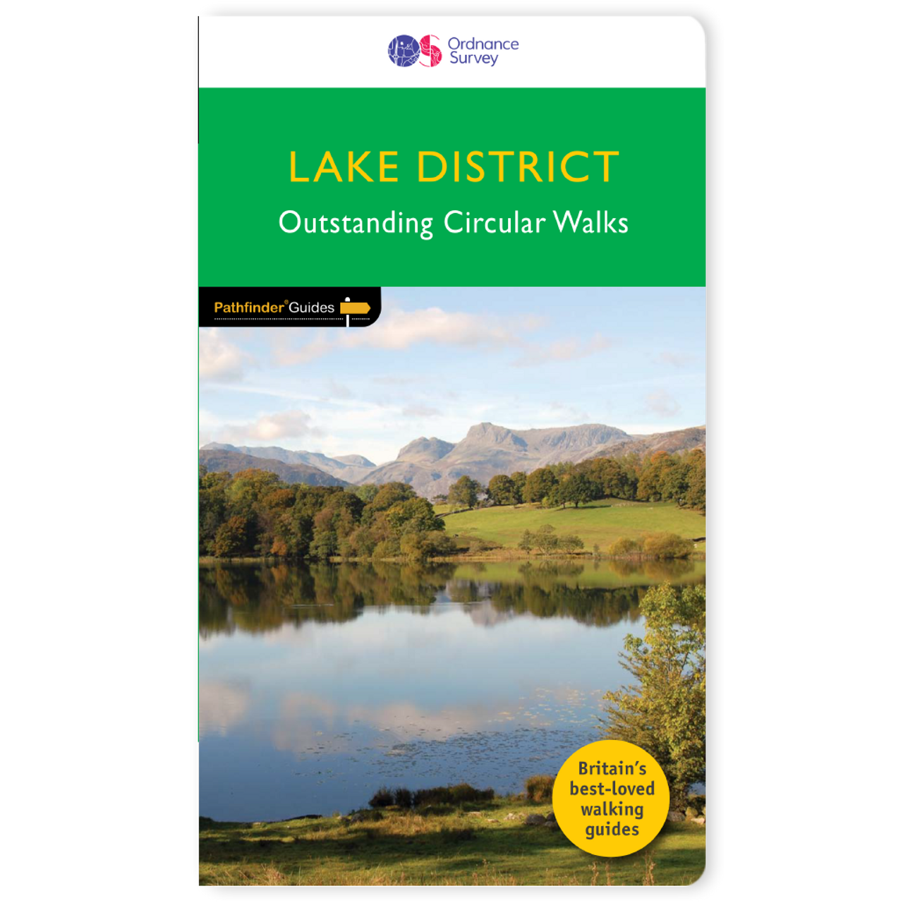 Lake District - Pathfinder Walks Guidebook