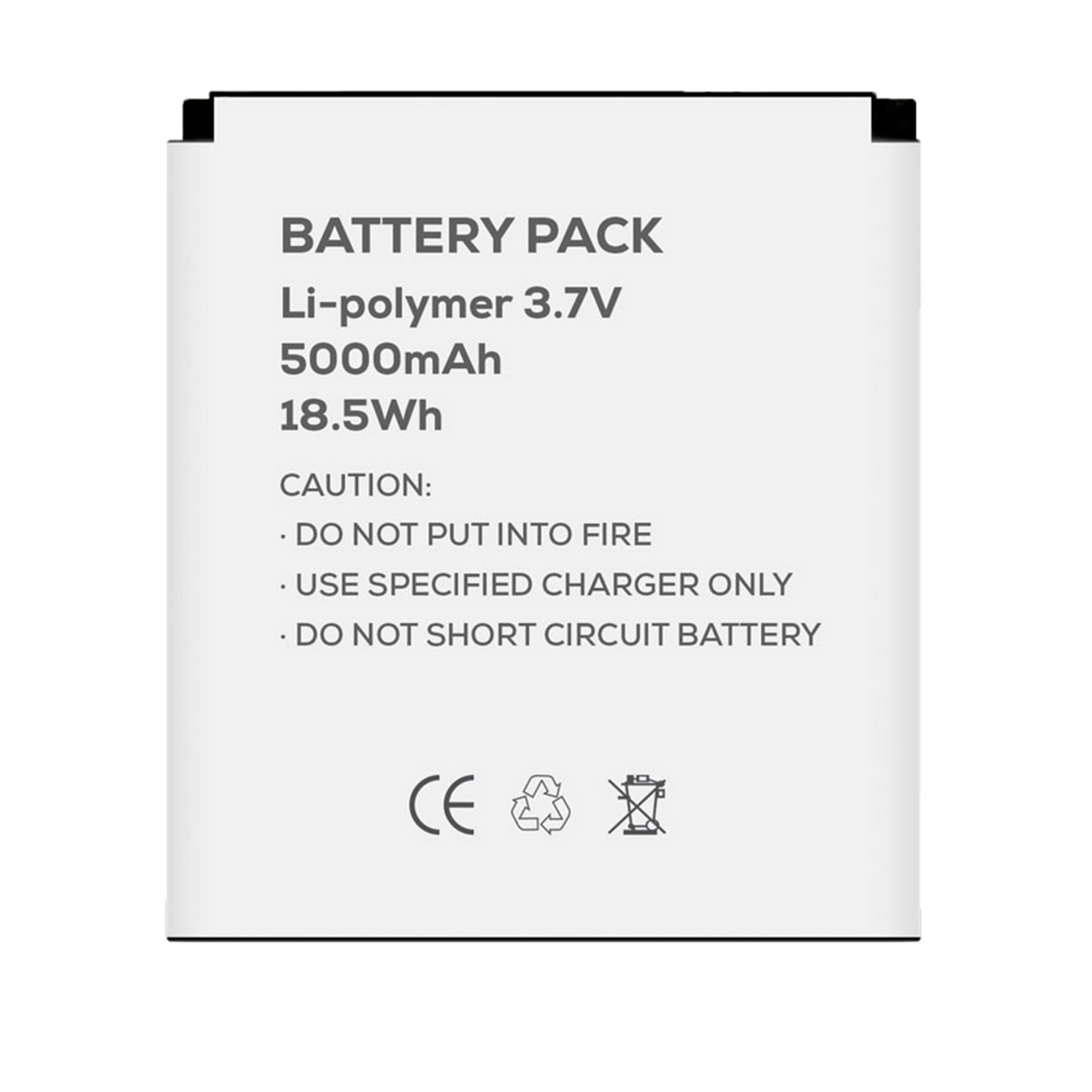 Image of OS Aventura GPS spare battery