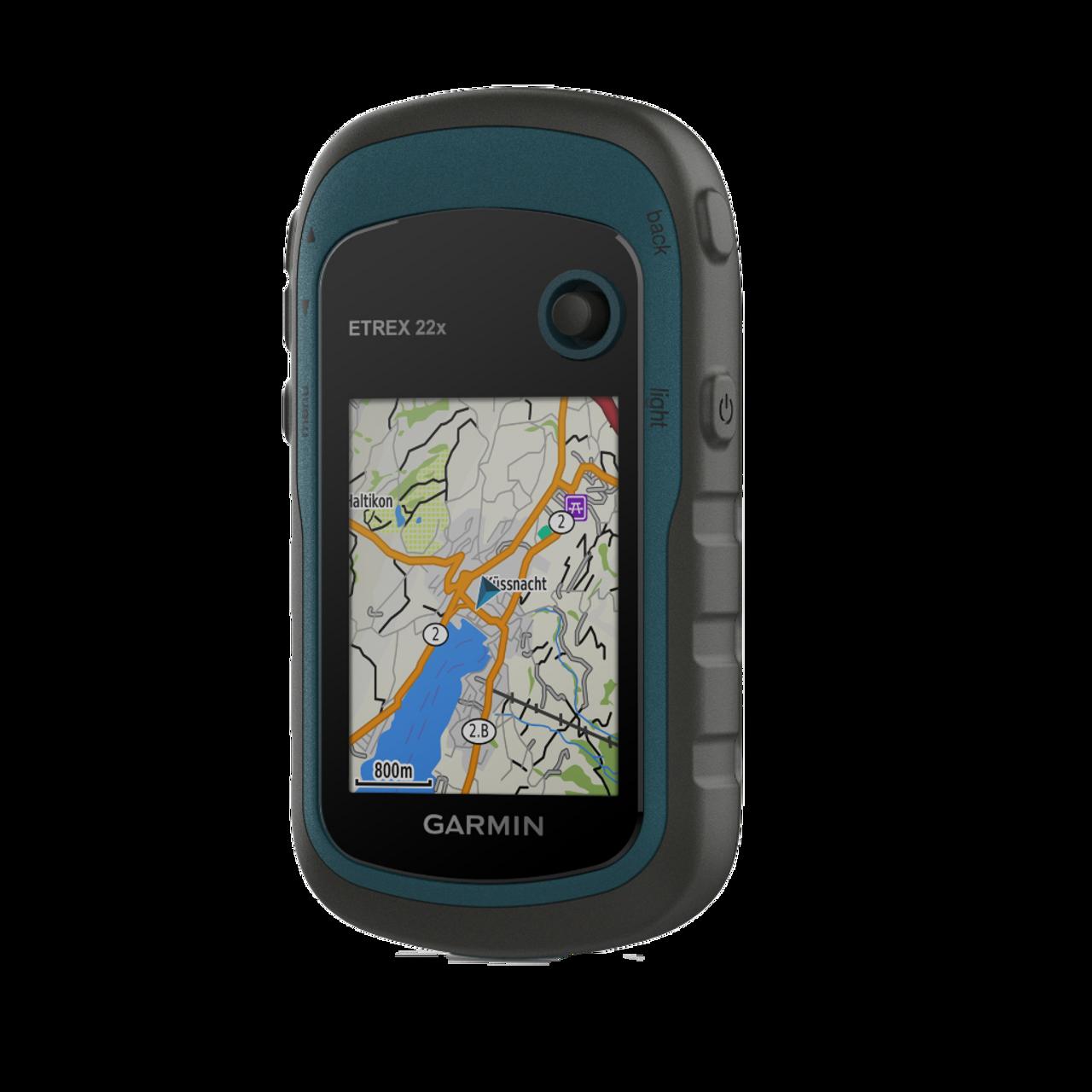 Garmin eTrex Touch 22X GPS