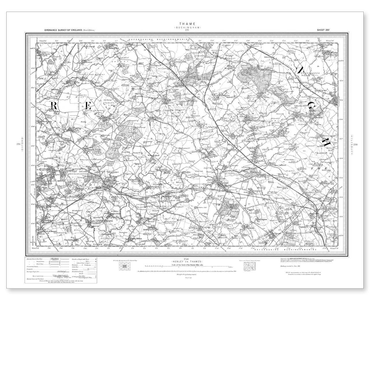 Map Of Lairg