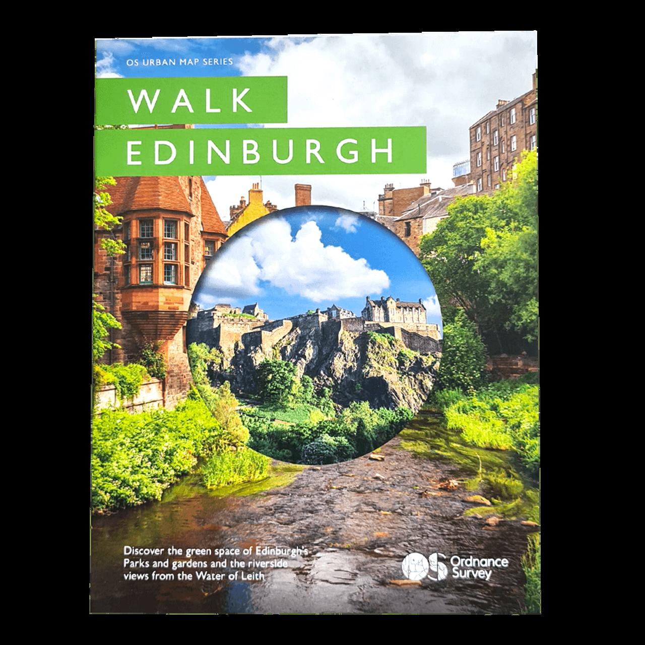 Walk Edinburgh - Castle  Royal Mile And Arthurs Seat