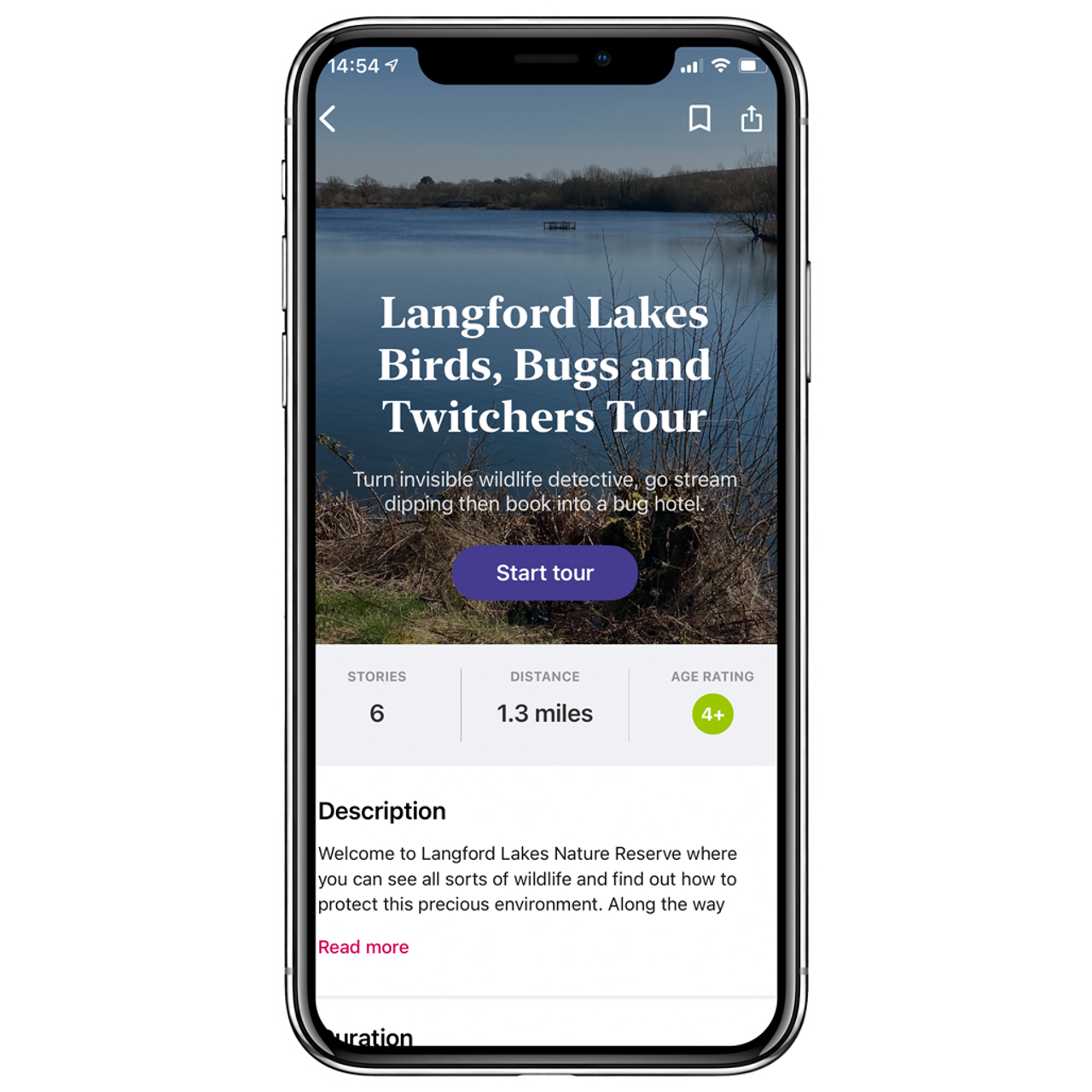Langford Lakes Birds  Bugs And Twitchers Walking Tour