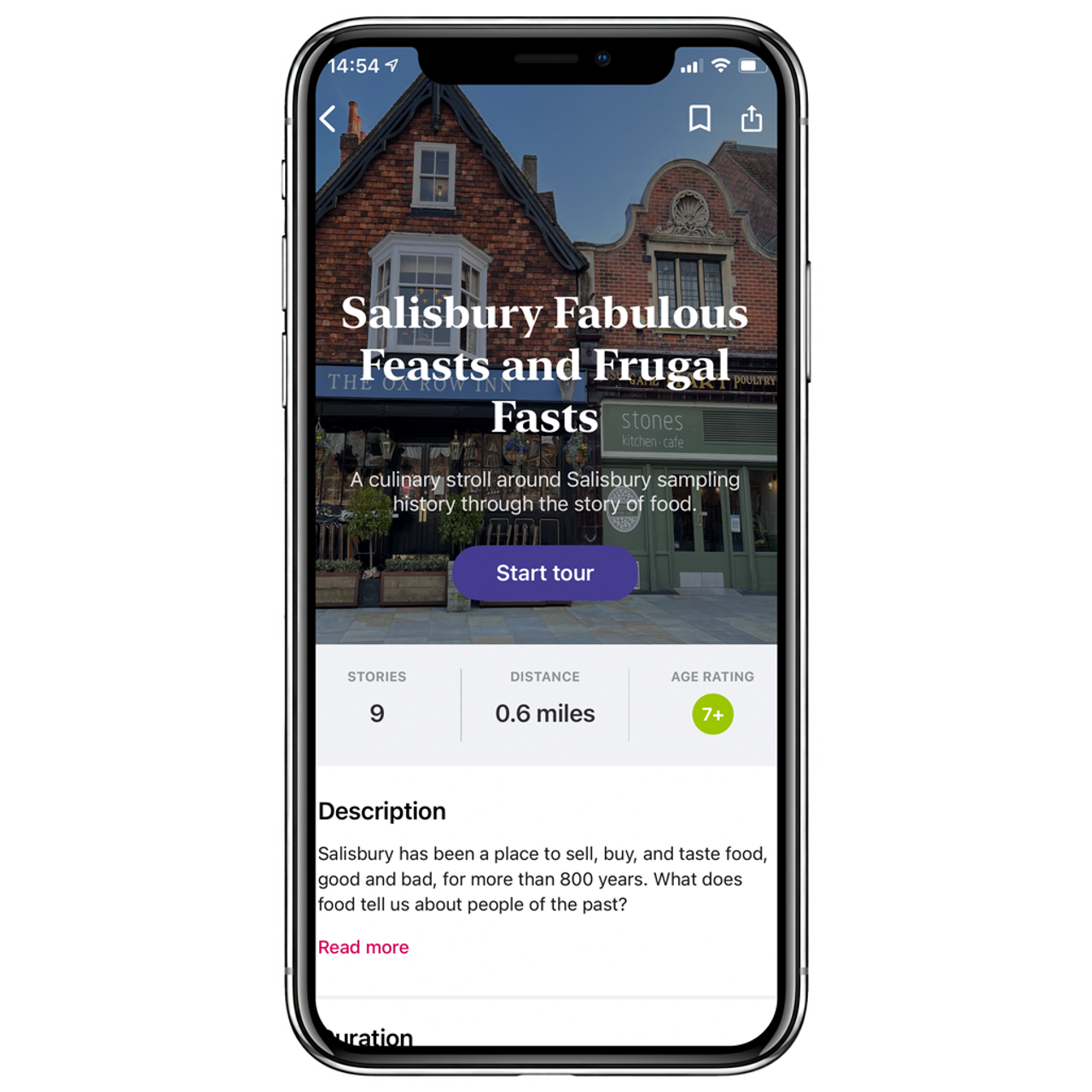 Salisbury Fabulous Feasts And Frugal Fasts Walking Tour