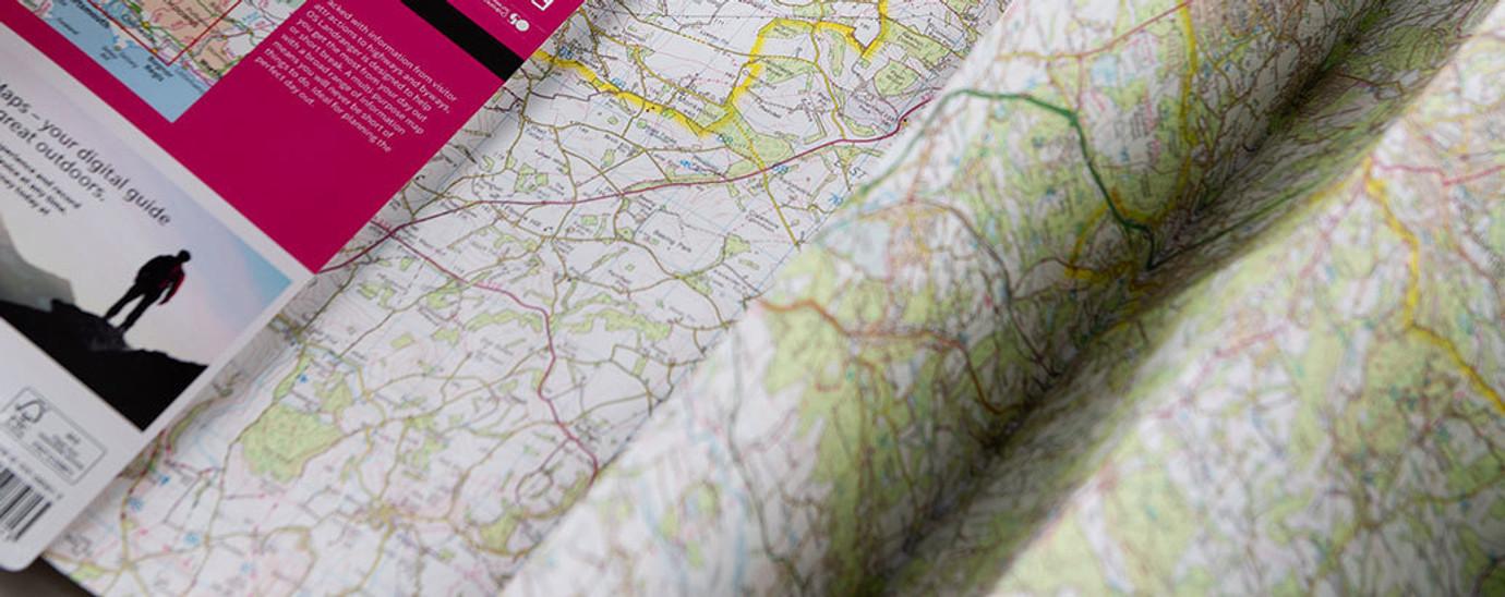 Landranger Maps