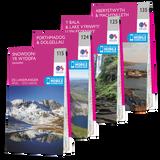 OS Landranger Snowdonia map set