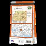 Map of Marlborough & Savernake Forest