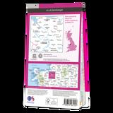 Map of Chester & Wrexham