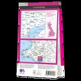 Map of Cardiff & Newport