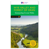 Wye Valley & the Forest of Dean - Pathfinder walks guidebook