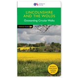 Lincolnshire & the Wolds Pathfinder walks guidebook