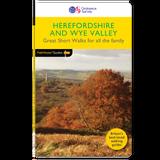 Herefordshire & the Wye Valley - Pathfinder Short Walks Guidebook