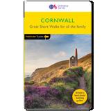 Cornwall - Short Walks guidebook