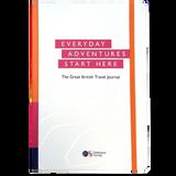 Ordnance Survey Great British Travel Journal