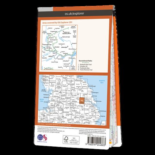 Map of Goole & Gilberdyke
