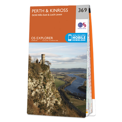 Map of Perth & Kinross