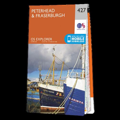 Map of Peterhead & Fraserburgh
