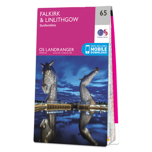 Map of Falkirk & Linlithgow