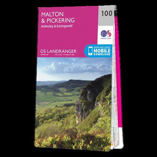 Map of Malton & Pickering