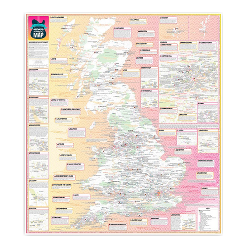 ST&G's Great British Music Map
