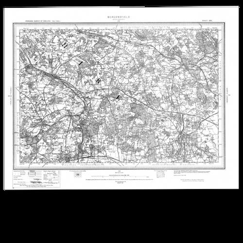 Beaconsfield 1896-1904