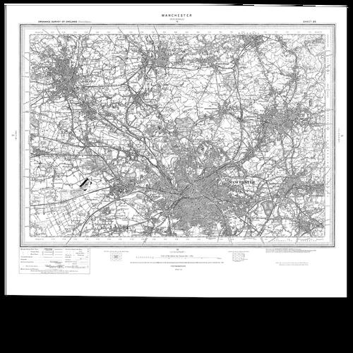 Manchester 1896 - 1904