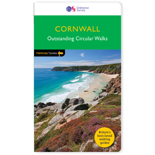 Cornwall - Pathfinder walks guidebook