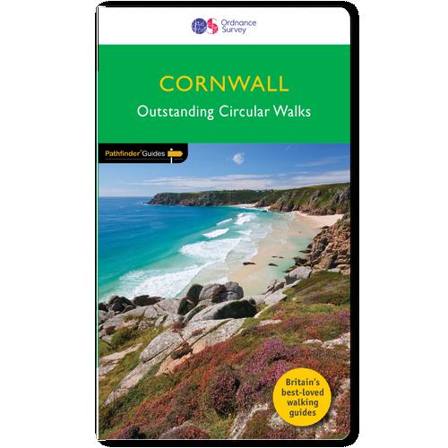 Walks in Cornwall - Pathfinder guidebook