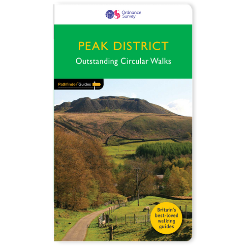 Peak District - Pathfinder walks guidebook
