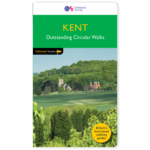 Kent - Pathfinder walks guidebook