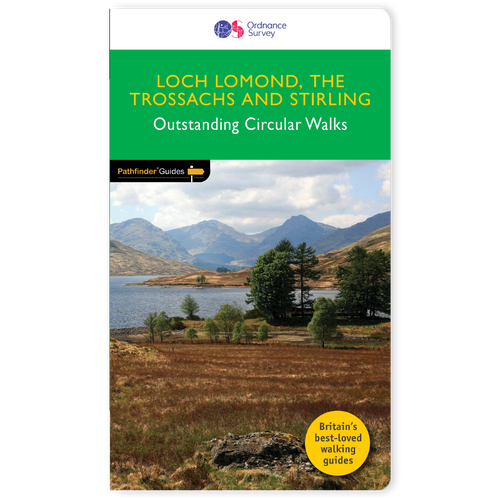Loch Lomond, The Trossach & Stirling - Pathfinder walks guidebook