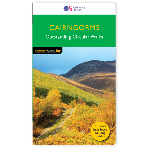 Cairngorms - Pathfinder walks guidebook