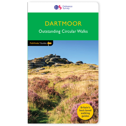 Dartmoor - Pathfinder walks guidebook