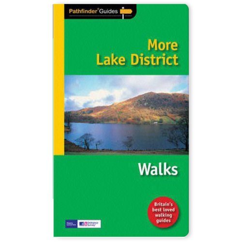 More Lake District walks guidebook