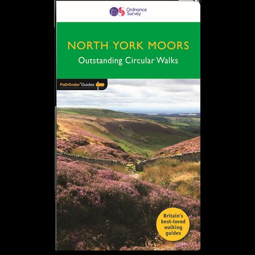 Walks in North York Moors - Pathfinder guidebook 28