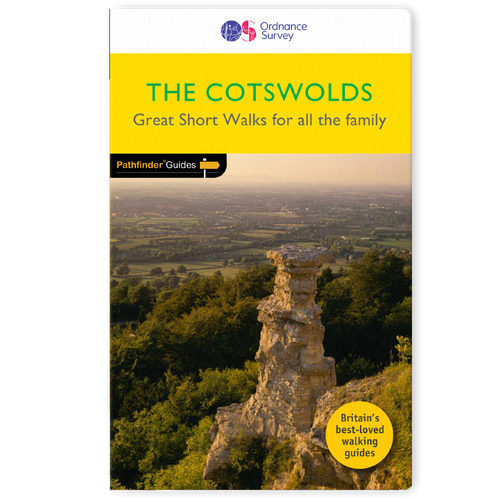 Cotswolds - Short Walks guidebook