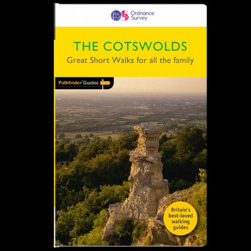 Short Walks in Cotswolds - Pathfinder guidebook