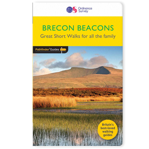 Brecon Beacons - Short Walks guidebook